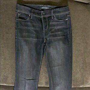 White House Black Market women's jeans size 0s